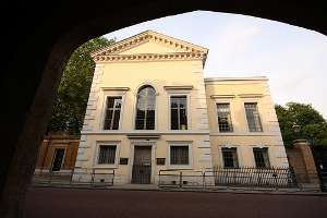 The Queen's Chapel, St. James Palace