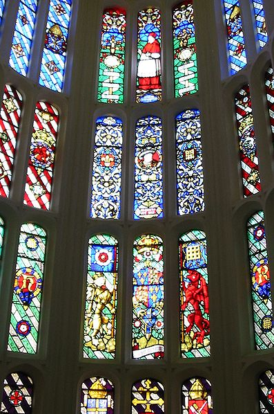 Chapel Royal Windows