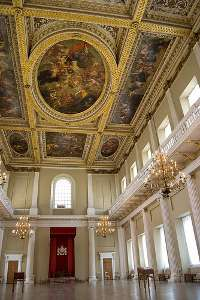 Palace of Whitehall Banqueting Hall