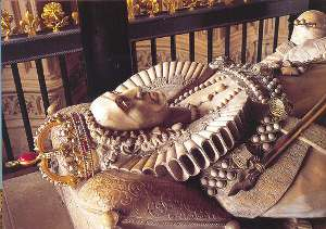 Queen Elizabeth and Queen Mary's Tomb